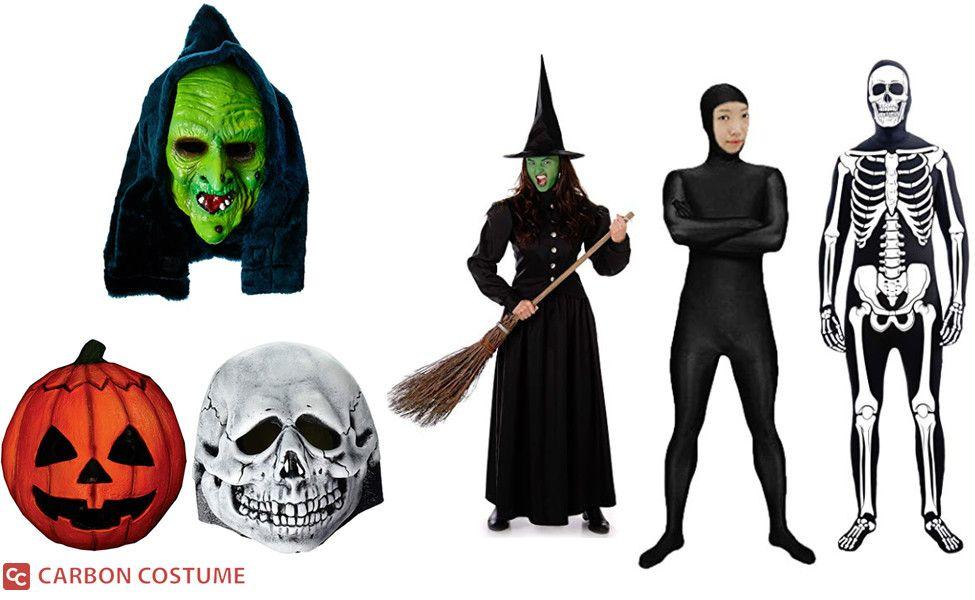 Silver Shamrock Kids from Halloween III Costume