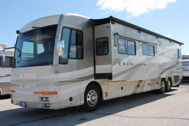used 2007 fleetwood american tradition class a diesel motorhomes for sale in columbia mo. Black Bedroom Furniture Sets. Home Design Ideas