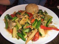 Hibachi Vegetables Japanese Food Hibachi Hibachi Vegetables