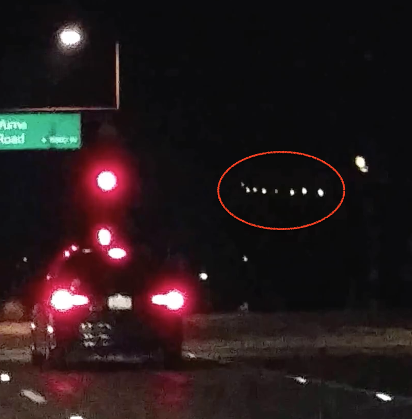 UFO SIGHTINGS DAILY Phoenix Lights Event Happens Again! UFO Lights Over Arizona Feb 3 & UFO SIGHTINGS DAILY: Phoenix Lights Event Happens Again! UFO ... azcodes.com
