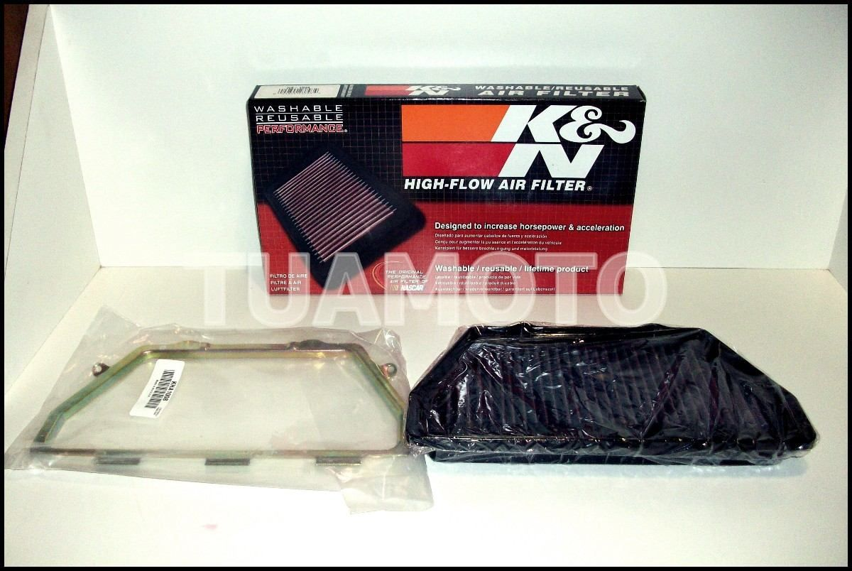 (1) Filtro De Aire K&n Para Honda Cbr 1000 2008 Al 2012