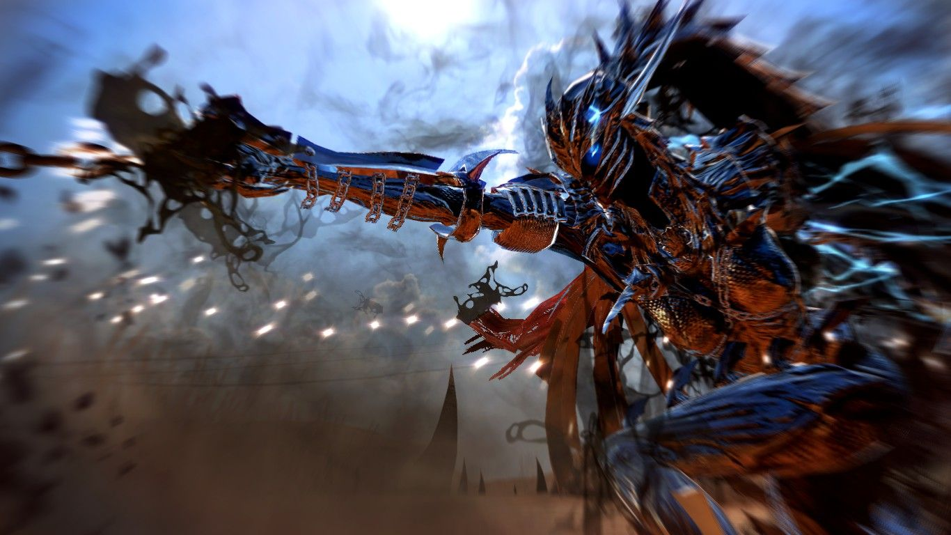 Vindictus Vella Dark Knight by Eyes-Turned-Skyward on ...