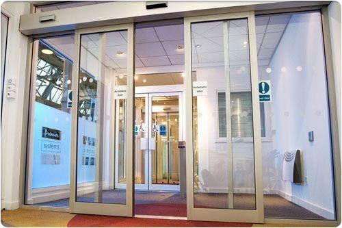 Automatic Door Make Our Life Convenient Automatic Sliding Doors Sliding Doors Doors