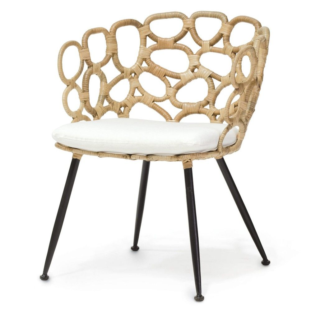 Best Lorelei Bohemian Rattan Chair In 2019 Patio Chair 400 x 300
