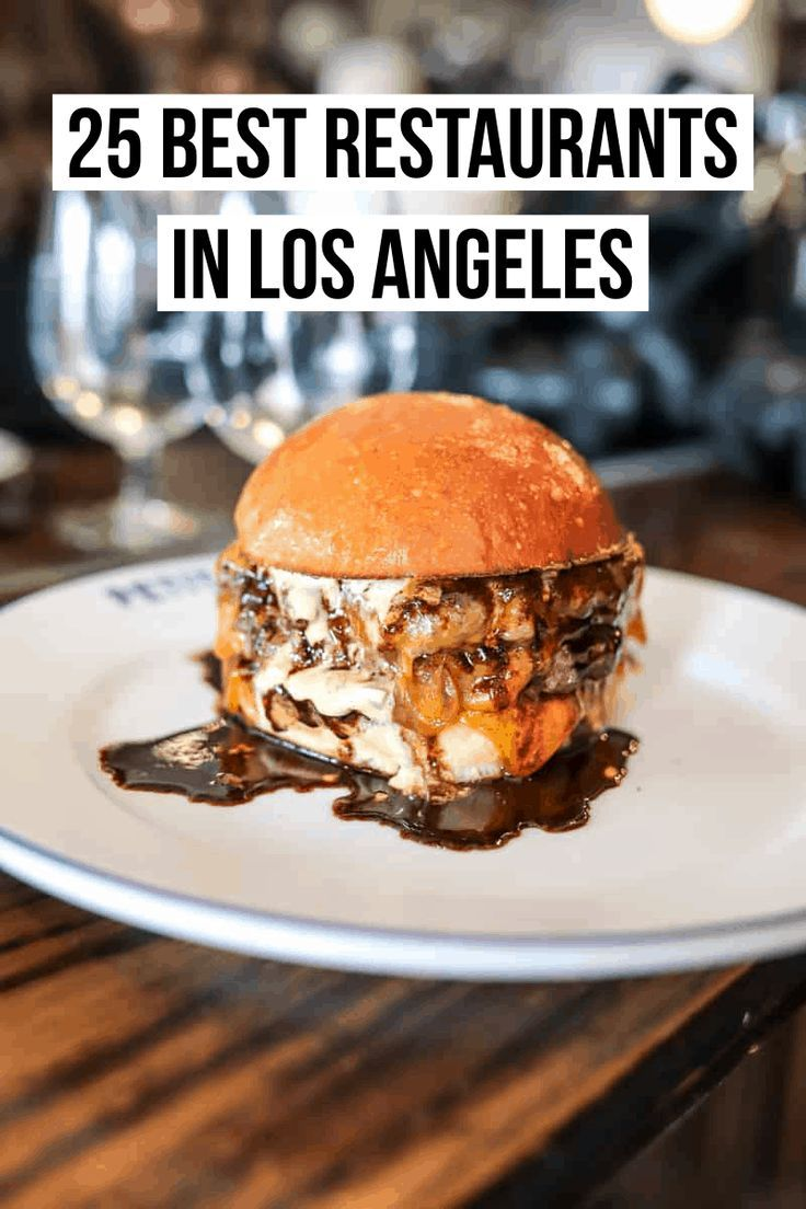 A blog post filled with unbiased, honest recommendations on the best restaurants in Los Angeles from pizza to tacos to burgers to ramen.