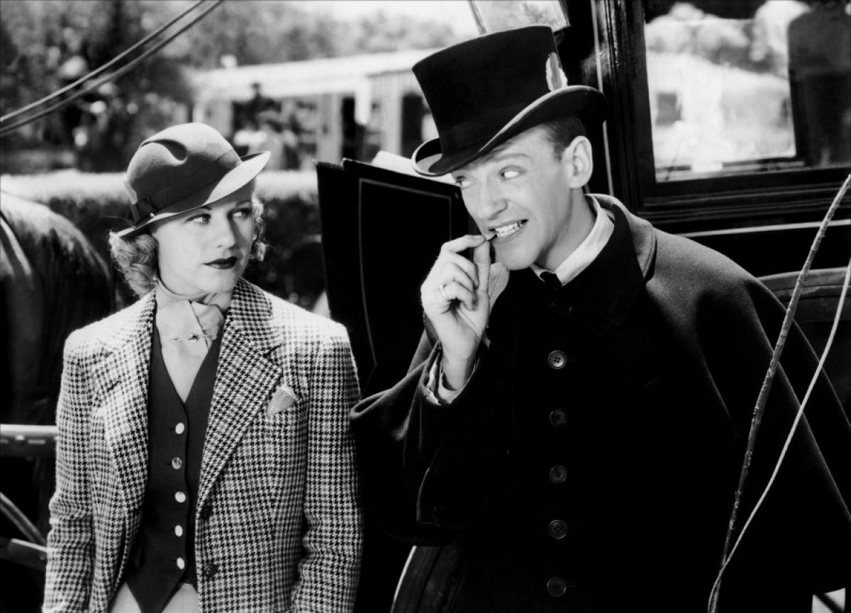 1935 top hat film 1930s the red list fred astaire ginger rogers fred astaire fred ginger. Black Bedroom Furniture Sets. Home Design Ideas