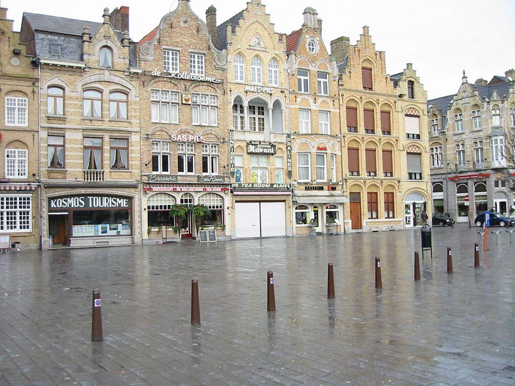 Blankenberg Belgien