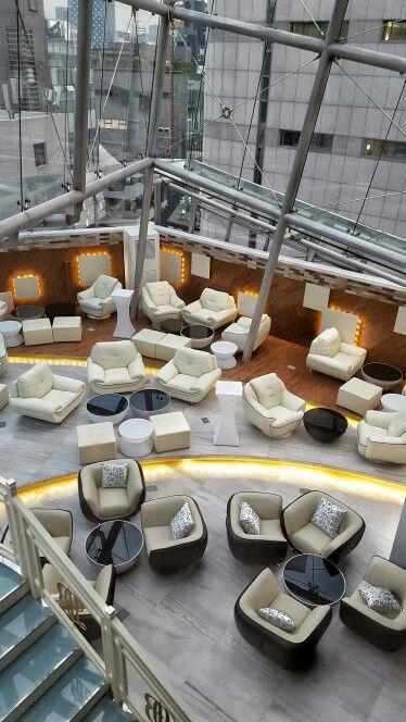 청담동 디브릿지 다이닝 라운지바  울프강 스테이크 3,4층