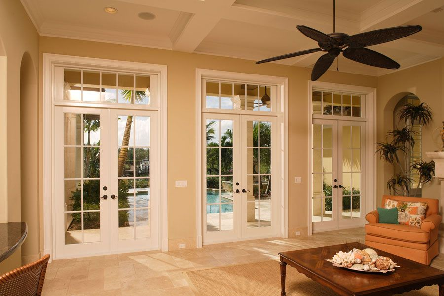 Impact French Doors Broward County Fl Hurricane Impact