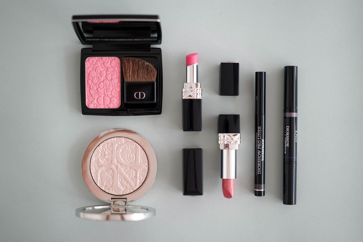 To acquire Glowing dior gardens spring makeup collection pictures trends