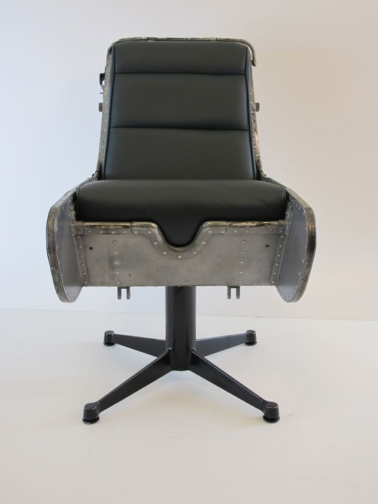 Magnificent B 57 Canberra Bomber Ejection Seat Office Chair Leather Evergreenethics Interior Chair Design Evergreenethicsorg