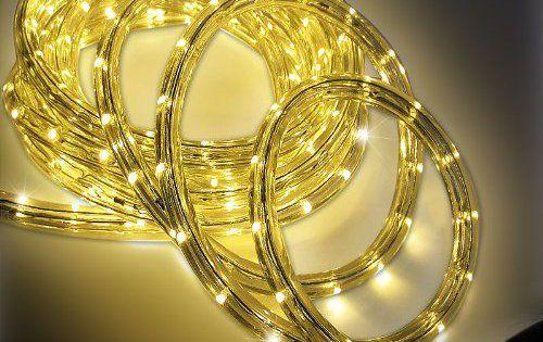 Guirlande Lumineuse Noel Led 5M Blanche Intérieur / Extérieur