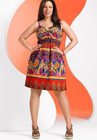 7d978ae012f Save 30% on plus size dresses at Lane Bryant