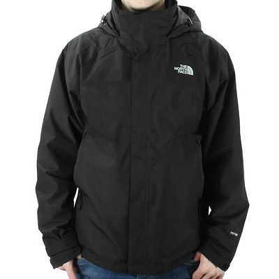 060e650c0 North Face Mountain Light Triclimate Mens CLB0-KX7 Black Gore-Tex ...