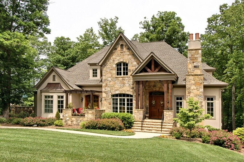 Cozy custom home dream homes pinterest for Custom dream house