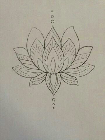 Simple But Beautiful And Will Look Good On Neck Back Tattoos