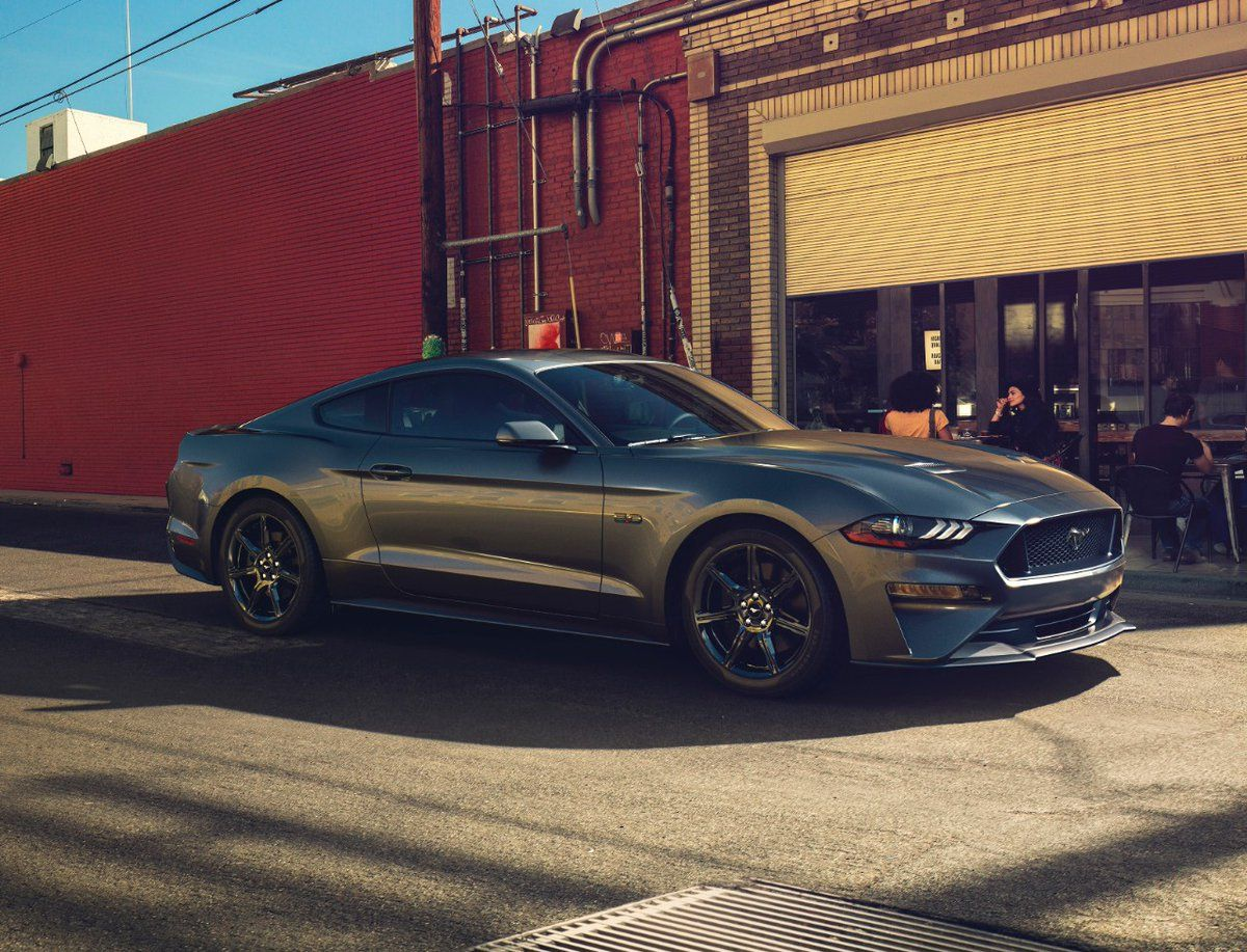 2018 Ford Mustang &CARS Pinterest