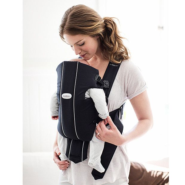 cec471063da Baby Bjorn Carrier City Black