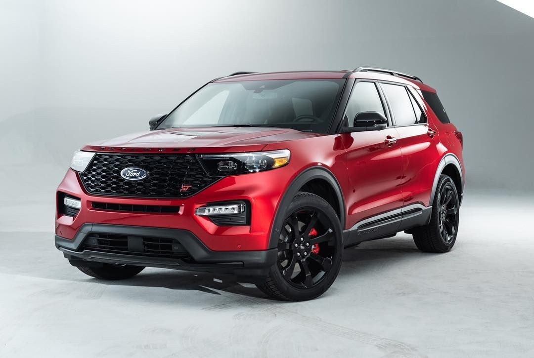 Ford Is Expanding Its 2020 Explorer Lineup With The Introduction Of A Performance St Model And A Hybrid Varian Camioneta Ford Explorer Camionetas Ford Explorer