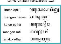 Kata Kata Bijak Aksara Jawa Quotes Math Math Equations