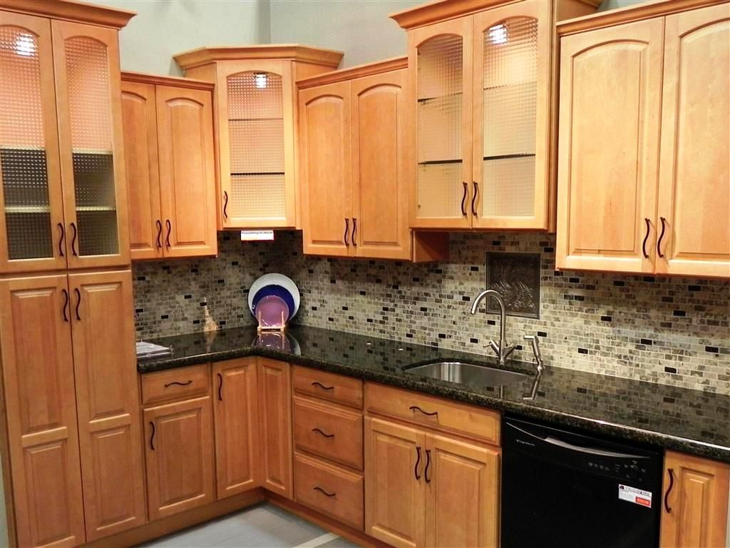 Refinishing Honey Oak Kitchen Cabinets Ideas Maple Kitchen
