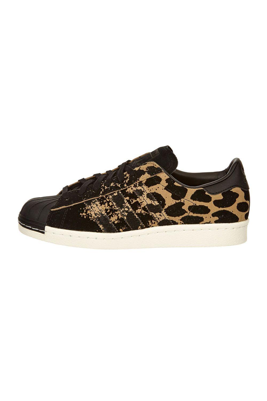 basket adidas femme leopard