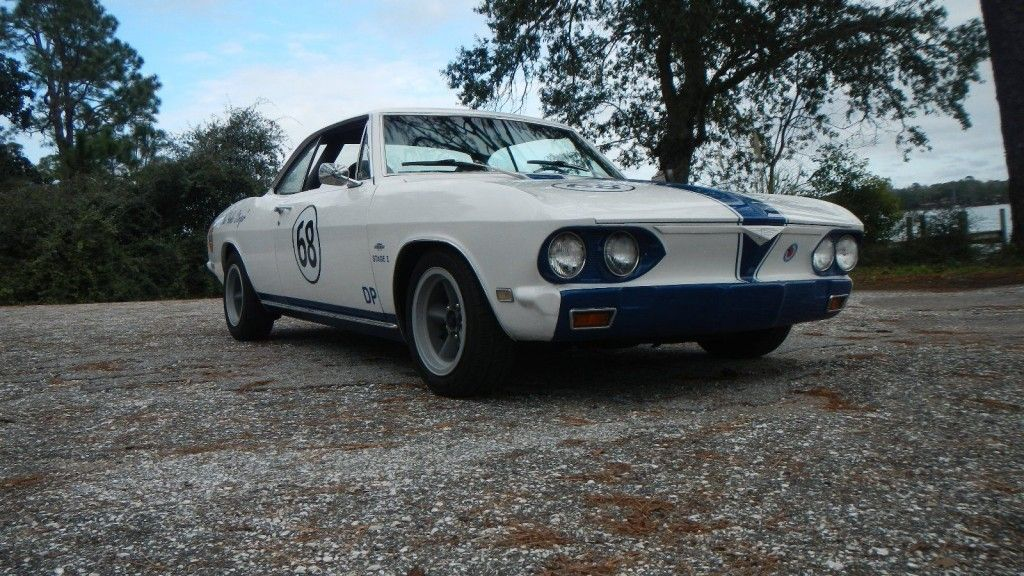 1968 Chevrolet Corvair Yenko Stinger Clone Street Legal Race Car   5 ...