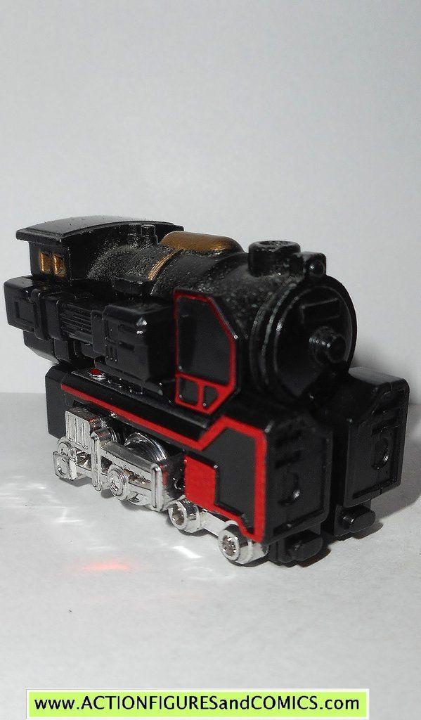 Gobots Loco Train Vintage Tonka Ban Dai Machine Robo Mr 05