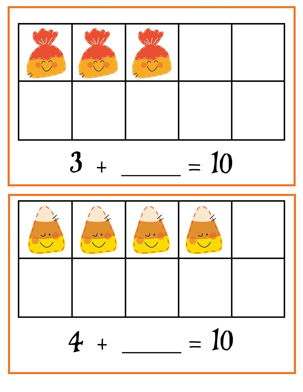 Blooming In First Grade Halloween Math Centers For Common Core