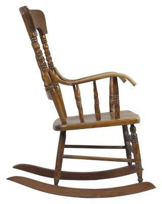 How To Keep A Rocking Chair From Sliding On The Carpet. Wooden Rocking  ChairsPorch ...