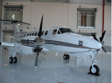 The ultimate in luxury aviation Beechcraft King Air