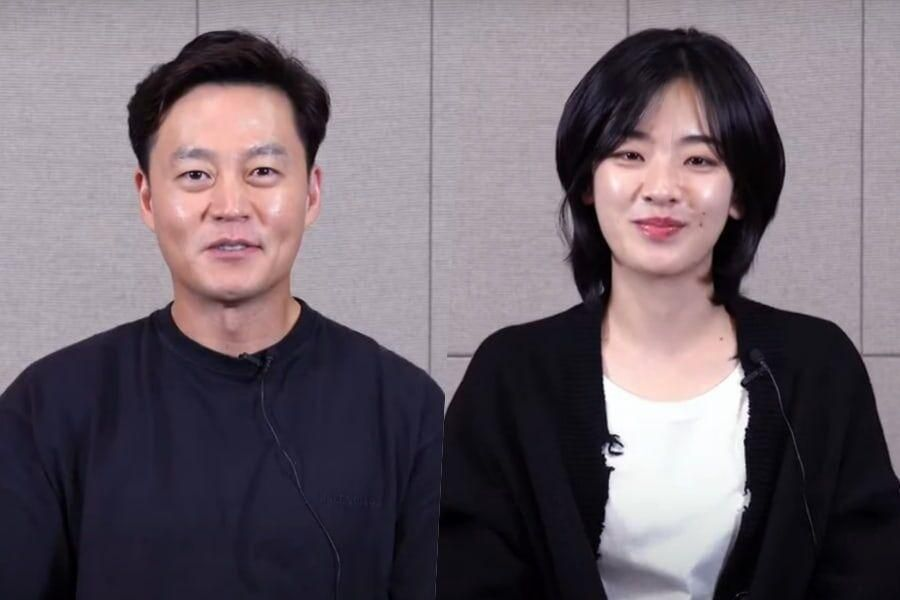 Watch: Lee Seo Jin, Lee Joo Young, And More Act Passionately At Script Reading For Upcoming OCN Mystery Drama