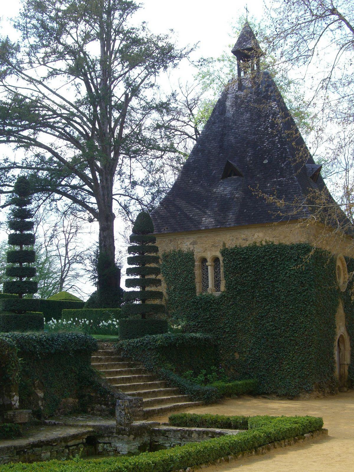 Jardins du manoir d'Eyrignac (24) | Flickr - Photo Sharing!