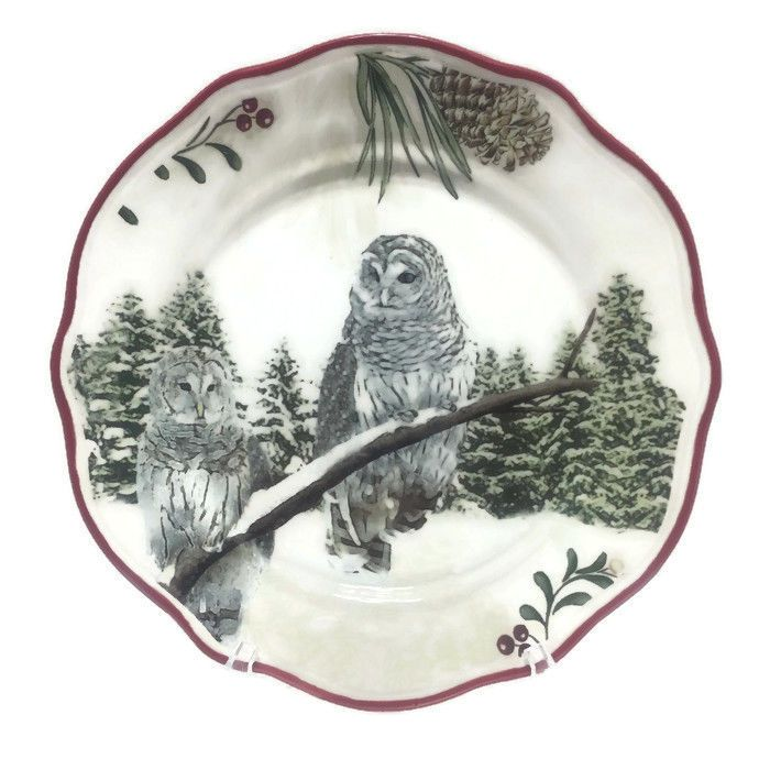 66483efd3c34303058a84f27cd804d0c - Better Homes And Gardens Winter Forest Dishes