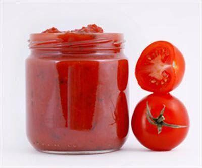 Disso Voce Sabia?: Do que é feito um molho de tomate industrializado?