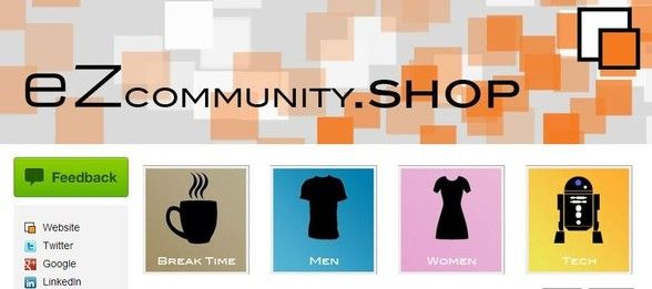 Don't miss out on the new eZ Publish Community Merchandising Shop launched today: