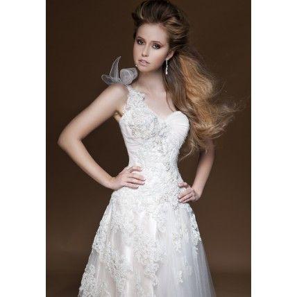 Brides Desire Lucinda The Knot Wedding Dresses Bride Wedding Dress Gallery