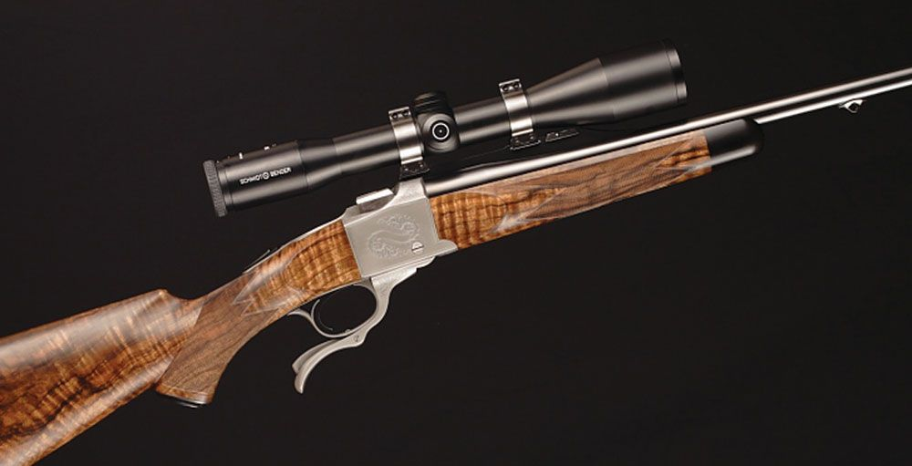 Ruger No 1 One Fine Single Shot Rifle Homestead Guns