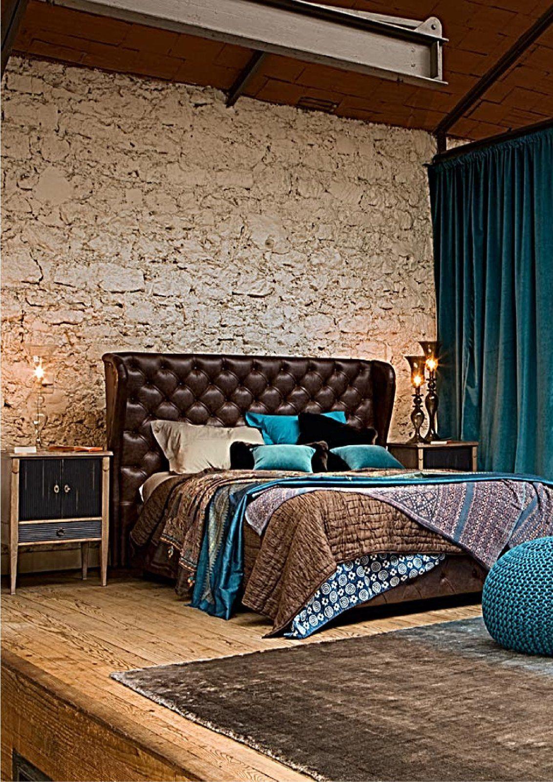 j\'adore le mélange des couleurs - chambre Roche Bobois | furniture ...