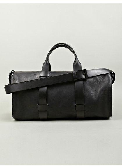 Troubadour Leather Day Bag