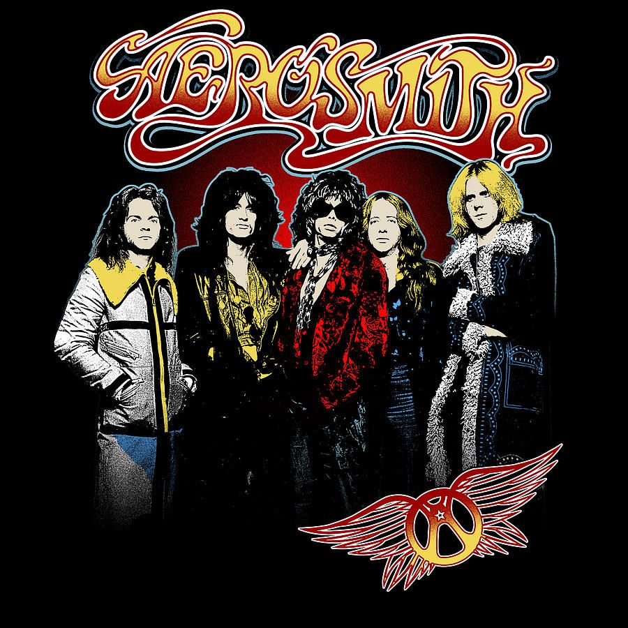 Aerosmith Gallerie - Art, Prints, Posters, Home Decor