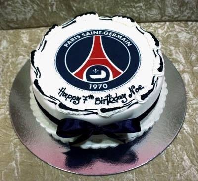 Psg Birthday Cake Ideas Deco Gateau Repas De Fete Anniversaire