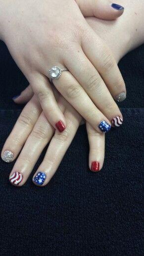4th nail art
