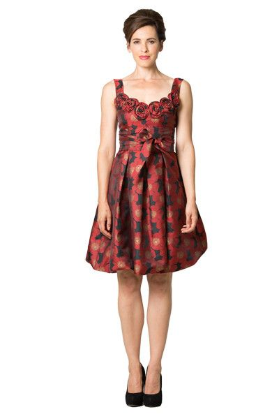 $90 (was $490) Rosie Budda Puff Dress @ Annah Stretton - Bargain Bro