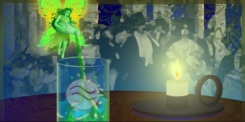 Mixstrology Aquarius Aquarius, Bartender, Cocktails