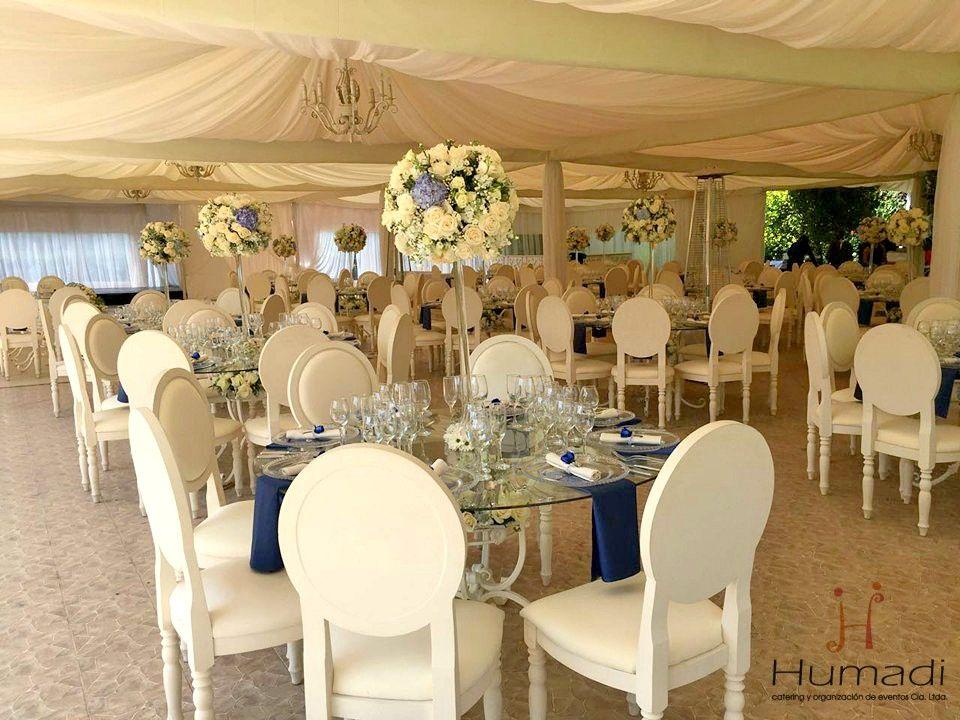 Sillas para eventos Quito Lugares para bodas Decoraciones para bodas