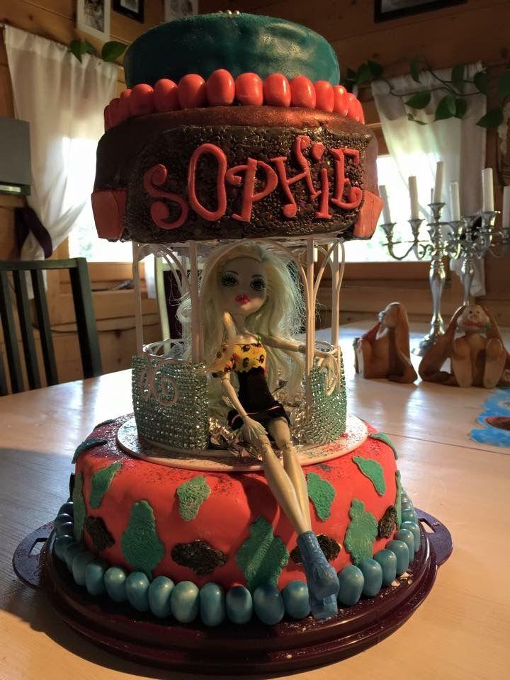 Monster High Torte Bestellen