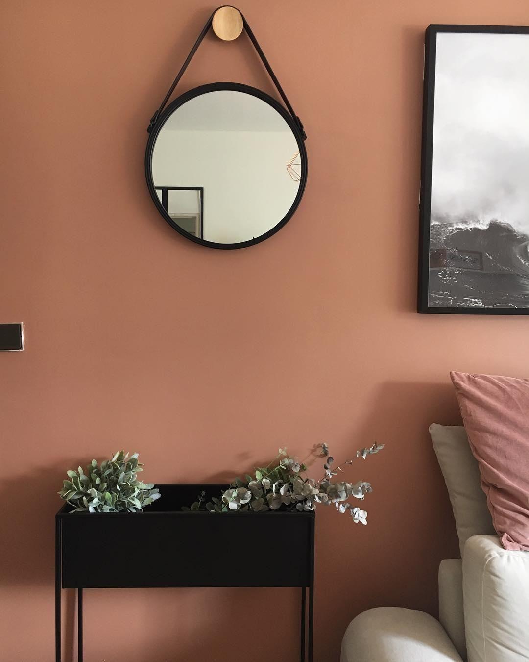 Wandspiegel Wohnzimmer. Best Moderne Spiegel Elegant