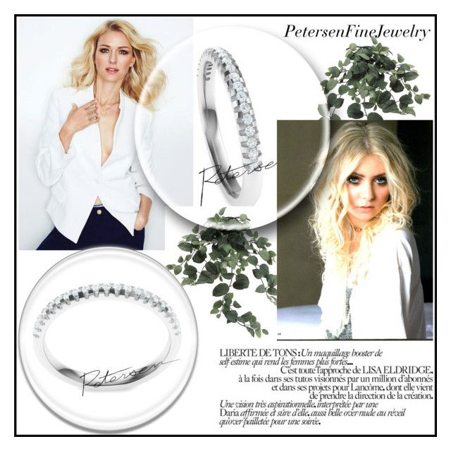 """""""PetersenFineJewelry 15/20"""" by nermina-cebic ❤ liked on Polyvore"""