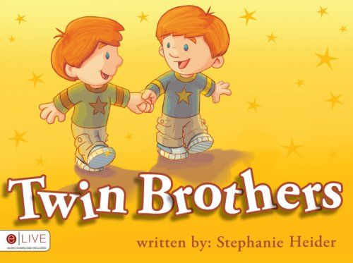 Twin Brothers By Stephanie Heider Http://www.amazon.com/dp